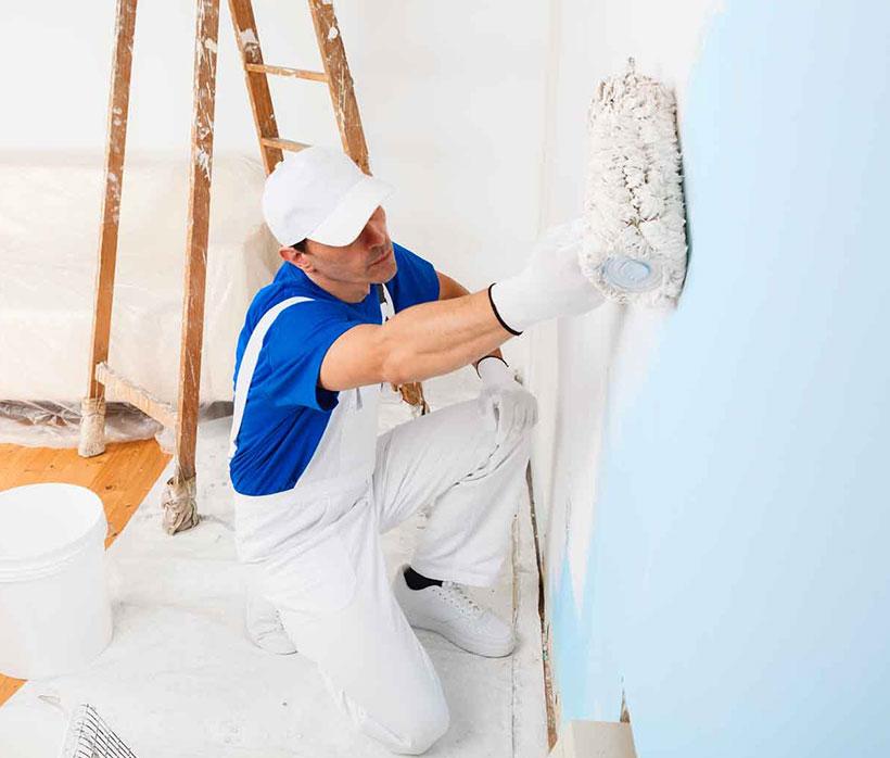 Fresh Paint Interior Painting